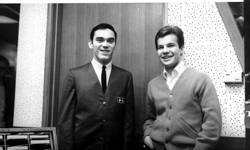 tiger tom murphy and bobby vee