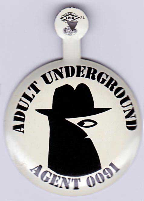 kisn underground button