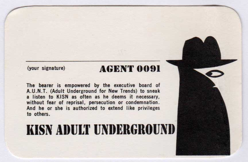 kisn underground card